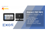 "EXOR JSmart 707 with NFC - 7"" HMI"