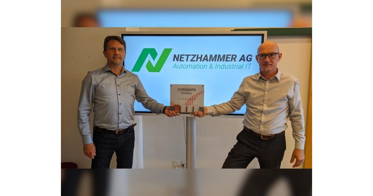NETZHAMMER AG is a new zenon integrator